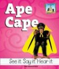 Ape Cape (Rhyming Riddles)
