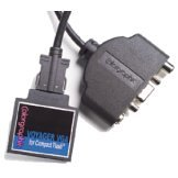 ColorGraphics Voyager VGA Adapter for CF Type 2 to PCMCIA by ColorGraphic Comm. Corp