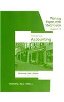 Working Papers with Study Guide, Chapters 1-12 for McQuaig/Bille/Noble's College Accounting, 10th