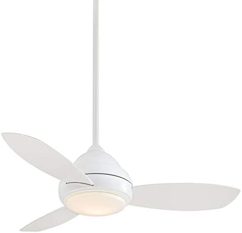 Minka-Aire F516L-WH Concept I 44 Inch Ceiling Fan