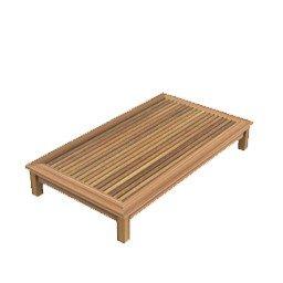 dafnedesign. com - Table de jardin table basse Chelsea de ...