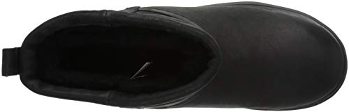 Mini Ugg Classic Black Stivali Waterproof Australia Donna Pelle tFgw8qF