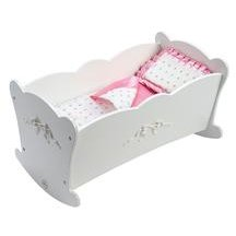 KidKraft Personalized Tiffany Bow Lil' Doll (Kidkraft Cradle)