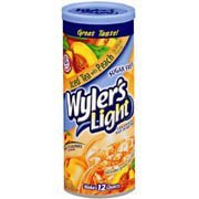 Wyler's Light Sugar Free Drink Mix, Iced Tea With Peach, 1.35-Ounce (Pack of 12) by Wyler's