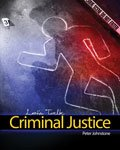 Let's Talk Criminal Justice, JOHNSTONE  PETER, 146521867X
