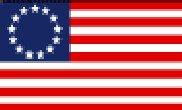 Betsy Ross - 3' x 5' Nylon Flag
