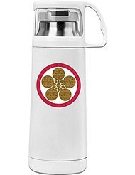 Tenrikyo Church Emblem Cool Thermos Vacuum Insulated Stainless Steel ()