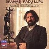 Brahms: 2 Rhapsodies, Op 79; 3 Intermezzi, Op 117; 6 Pieces, Op 118; 4 Pieces, Op 119
