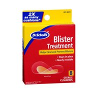 Dr. Scholl's Blister Treatment Cushions 8 Each (Pack of 3)