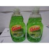 Gain Ultra Dishwashing Liquid Original Scent (2) 9 fl. oz Bottles
