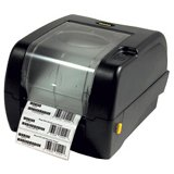 wasp platinum partners 633808402013 wpl305 label printer w/cutter 5in od 203dpi 5ips thermal by WASP PLATINUM PARTNERS (Wasp Thermal Wpl305 Desktop)