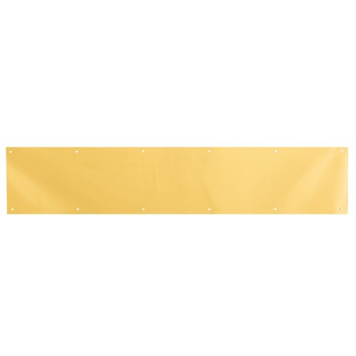 Bright Brass Plated - Prime-Line Products J 4703 Door Kick Plate, 6-Inch x 34-Inch, Brite Brass on Aluminum