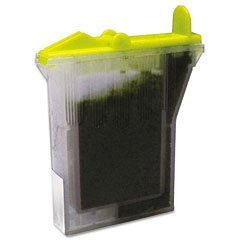 - Replacement Ink Jet Cartridge, Replaces Brother LC21Y, Yellow (IVR20021Y)