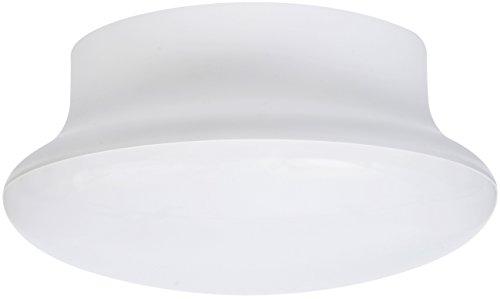 SYLVANIA General Lighting General 75080 60W Equivalent Ultra LED Base Fixtures-2700K (Soft White) Sylvania 10 watts 2700K E26 Medium Screw Non Dimmable Retrofit Ceiling Light Bulb