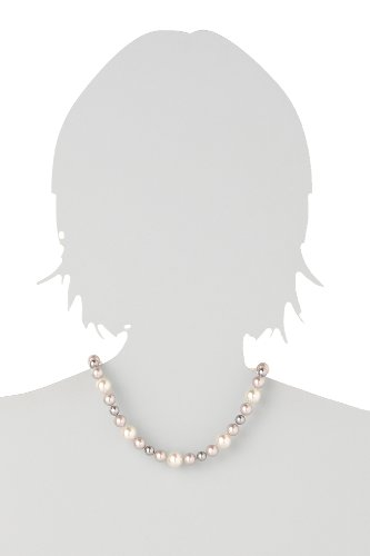 Majorica - 12824.21.2.000.010.1 - Collier Femme - Argent 925/1000 - Perle de Majorque