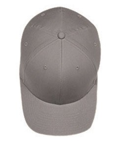 Mid Profile 6 Panel (Flexfit 6-Panel Structured Mid-Profile Cap L/XL Grey)