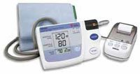 1015766 Omron Healthcare, Inc. Blood Pressure Monitor Me With Print Ea HEM-705CPN Sold AS Individual by BND-Welch-Allyn