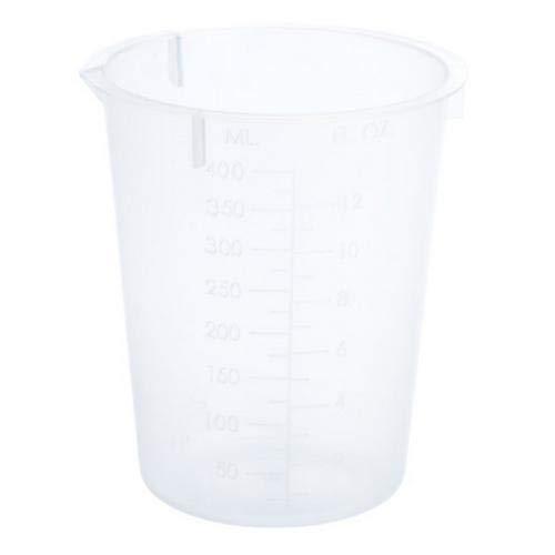 Celltreat Scientific Products 230516, 400 mL Graduated Beaker (3 Packs of 50 pcs)