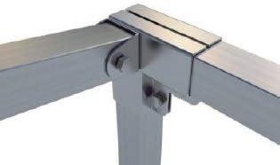 IRONLUX - KIT Estructura Galva para Carpas y Casetas - Carpa Plana - 2 x 2 x 2,5m (h): Amazon.es: Bricolaje y herramientas