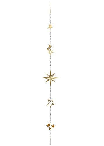 Ariana Ost Herkimer Diamond Star Wall Hanging (Ornament Northstar)