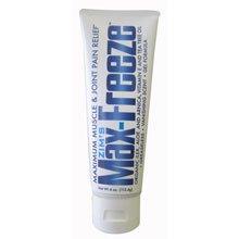Zims Max-Freeze Maximum Muscle & Joint Pain Relief Gel Formula 4.0 oz. (Quantity of 4)
