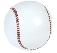 2 Dozen Inflatable Baseballs  / Party / Decor / Pool / Birth