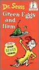 Dr. Seuss - Green Eggs and Ham [VHS]