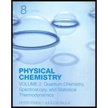Physical Chemistry Vol. 2 : Quantum Chemistry and Spectroscopy, Atkins, Peter and De Paula, Julio, 0716785692