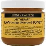 Jardins Miel brut Miel de fleurs