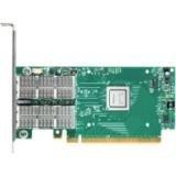 Mellanox MCX456A-ECAT Connectx-4 Vpi Network Adapter PCI Express 3.0 X16 100 Gigabit Ethernet by Mellanox