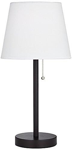 bedside lamp with usb port and outlet. Black Bedroom Furniture Sets. Home Design Ideas