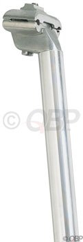 Kalloy 25.0x350mm Silver Seatpost by Kalloy (Image #1)