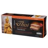 Ginger Jam Recipe - My Choice Thai, Strawberry Jam Filled Biscuits, net weight 200 g (Pack of 1 piece)