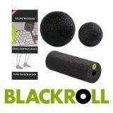 Blackroll Kombi Faszien Massageball Massagerolle Selbtmassage Schaumstoffrollen