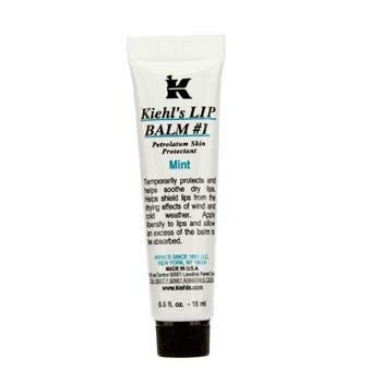 Kiehl s Lip Balm 1 – Mint Kiehl s Lip Balm Unisex 0.5 oz Pack of 3