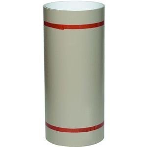 .018, 24 Aluminum Coil Trim with Smooth Polyester Coating by Amerimax Home Products