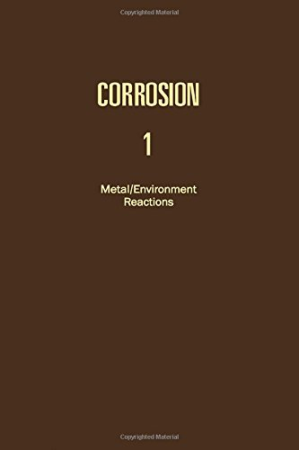 Download Corrosion. Volume 1: Metal / Environment Reactions pdf