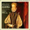 Handel - Almira / Monoyios, Rozario, Gerrard, Fiori musicali, Lawrence-King