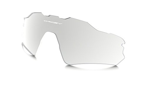 Oakley Radar EV Path (Asia Fit) Replacement Lenses Clear & Cleaning Kit - Radar Oakley Clear