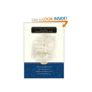 New Spirit-Filled Life Bible: Signature Series Edition Jack Hayford