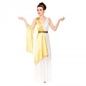 Ancient Greek Women Costumes (Greek Goddess Women's Costume History Fancy Dress)