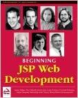 Book Beginning JSP Web Development (Programmer to programmer)