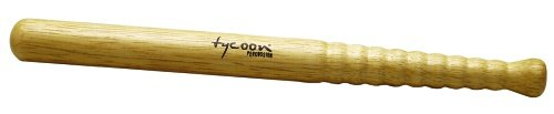 Tycoon Percussion Wooden Hand-Held Cowbell Beater ()