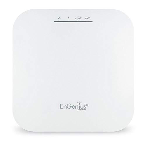EnGenius EWS357AP Wi-Fi 6 (802.11ax) 2x2, OFDMA, MU-MIMO, Managed Indoor Wireless Access Point