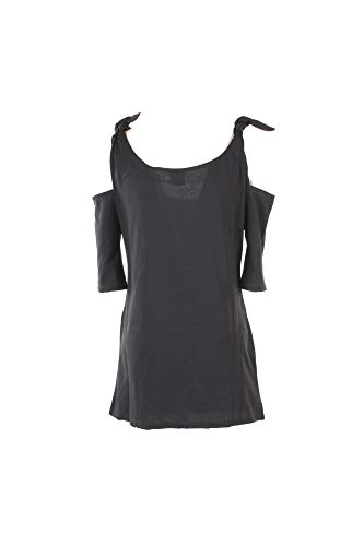 shirt Tridente Donna 19 T S Inverno Nero 2018 Pinko Autunno Tn5wU6