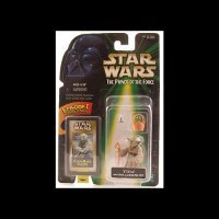 Star Wars Power of The Force Action Figure with Flashback Photo - -
