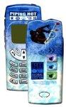 M & M International carcasa para Nokia 8310 Piping Hot Surf ...