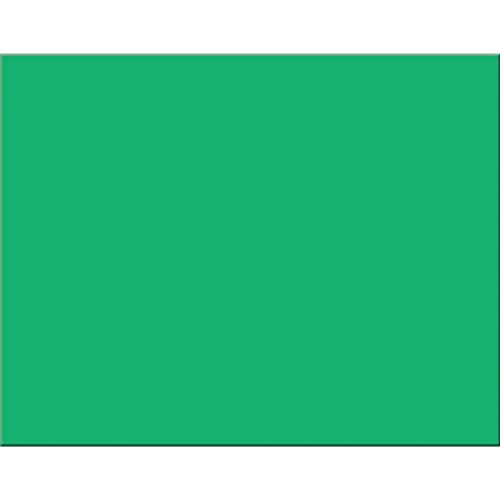 Pacon PAC54661 4-Ply Railroad Board, Holiday Green, 22