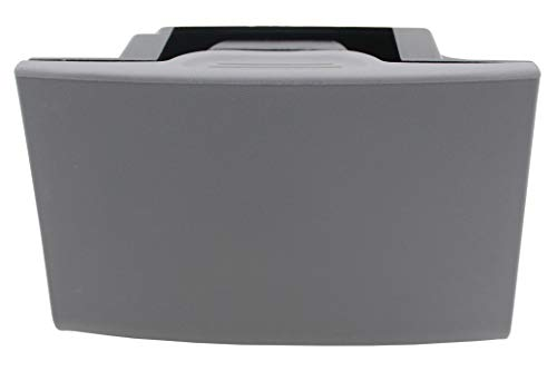 (Cup Holder Fits for 2005-2012 Pathfinder 2005-2015 Xterra 2005-2019 Frontier 2006-2012 Nissan Xterra REA Replace for 96965-ZP00C Rear Seat Center Console Box)