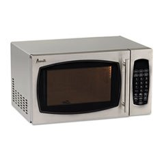 Avanti MO9003SST 0.9 Cubic Foot Capacity Stainless Steel Microwave Oven, 900 Watts